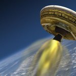 Soon we'll be testing the rocket-powered, saucer-shaped #LDSD. Learn more Mar 31 at noon ET: http://t.co/8ZHUI8P6Gw