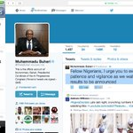 .@ThisIsBuhari calls 4 calm as @PdpNigeria Chairman @Muazuaa defies @inecnigeria to claim victory in #Nigeriadecides http://t.co/GdcI2b8Nrb