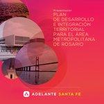 HOY 19 hs en Puerto España, Pte Roca y el río, #Rosario MiguelLifschitz presenta plan para el área metropolitana http://t.co/gTeqzM9hOz