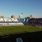 #NACvsATE Así está el Gran Parque Central a 40 minutos del partido entre Nacional y Atenas de San Carlos http://t.co/Bvsv5IACiC