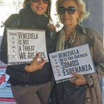#EnFotos | Desde Roma respaldan a Venezuela #ObamaDerogaElDecretoYA http://t.co/IC48Fhx5HW http://t.co/bMhOt72LZf
