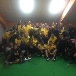 Gran victoria amarilla! Todos les agradecemos por seguir creyendo en #BSC! #QuitoesAmarillo #vamosidolo http://t.co/hT4urTMa88
