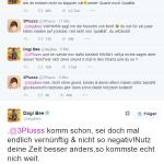 """""""@3Plusss: tweets löschen, echt ja? mein lieber scholli, nee! das bleibt jetzt mal schön im internet drin! http://t.co/SMl6SjNGyj"""" AHAHAHA"""