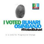 @abikedabiri @omojuwa #IVotedBuhari It is time for @APCNigeria #Change http://t.co/qXzubWx832