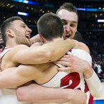 Ones from Sheboygan. Ones from Germantown. Ones from Port Washington. #OnWisconsin to the #FinalFour. http://t.co/dnYpEwqpoM