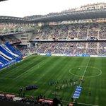 Un Real Oviedo - Langreo que terminó 0-0 es el partido con mas entrada del fin de semana en España. Con dos cojones http://t.co/HIwJ6R1Q9b