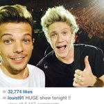 He posted a selfie!! Louis finally posted a selfie! Today is a good day! #1DFAMHERETOSTAY http://t.co/d7bTAfm4XU