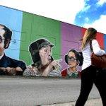 SP: Roberto Bolaños é homenageado com mural grafitado; veja fotos http://t.co/mtk3oWlXIi http://t.co/9lRzSZ63xm