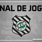 Final de jogo: @ChapecoenseReal 1 x 1 @FigueirenseFC http://t.co/z8QxAtyvHj