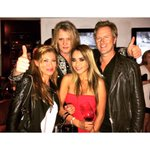 Party w our friend Jerry Cantrell of @AliceInChains @Suzanne_Le @2btrue2 #GoodTimes http://t.co/PjkEyRt1ZW