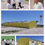 Con @RONOFRE58 visitamos las antiguas bodegas de despepite que se convertirán en el Centro de Gobierno de #Matamoros http://t.co/FYWQiJlU6z