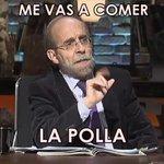 Enrique de Vicente preparando el argumento definitivo contra Javier Sierra. #CuartoMilenio http://t.co/qKR5dNqzJX