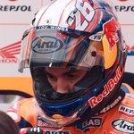 . @26_DaniPedrosa deja las motos de forma temporal por problemas físicos -> http://t.co/udTWhvFFkS #MotoGP http://t.co/tExCRPthal