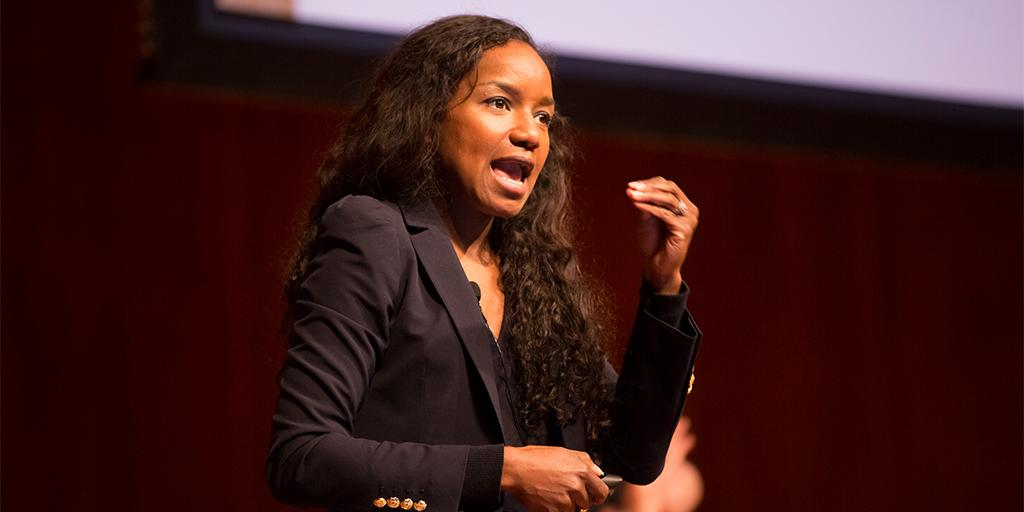 """""""Inclusivity leads to performance."""" - Renee Gosline at the #MIT Diversity Summit: http://t.co/4qP2tPNsFc http://t.co/PXmUz2wQ45"""