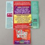 Jovens distribuem folheto falso do Lollapalooza com mensagens cristãs http://t.co/C6AKNv5xjP #LollapaloozaBrasil http://t.co/mt9ynampsQ