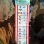 """Swag. """"@MusadiqZ: This voter went through the whole accreditation stress to do this nonsense http://t.co/6TPzm9yPEL"""""""