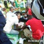 @fkeyamo @trueNija clear rigging of thumb printing by soldiers&police presntly now @GSS Garki abuja. Same as Rivers http://t.co/YsKnTdnfxC