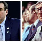 Mike Krzyzewski ties John Wooden with record 12th #FinalFour! http://t.co/GFwGjiVM40