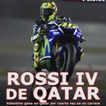 Nuestra PORTADA 200, para Rossi IV de Qatar: http://t.co/bmuyxPIgTM #MotoGP http://t.co/4ZRLMSo9eB