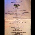 Agora é real! RT @multishow: Olha o setlist do #PharrellNoMultishow aí, gente: http://t.co/aufJabHy9X