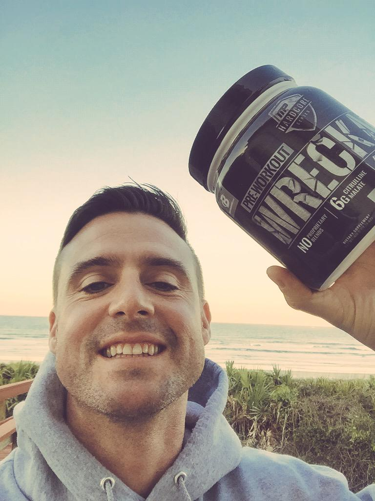 ***WRECKAGE PRE-workout Giveaway ** #RT2Enter25WIN   Check out my PODCAST w/ @BarbellShrugged  http://t.co/YuGo920UBV http://t.co/Oa7WEeJObC