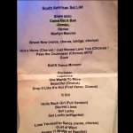 Setlist do Pharrell, Happy vai ser a última. #PharrellNoMultishow #LollaNoMultishow http://t.co/9S1zA1WuYT