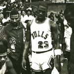 The untold story of MJs @chicagobulls debut + 30 yrs of unseen game footage is on CSN right now! http://t.co/6jUvi8lP2u