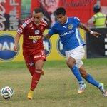 #PrimeraCFC | En el Olímpico manda el Rojo http://t.co/TsYPz5m6kf | http://t.co/Sv1jZ7XzeP