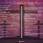 @eferiamich: Checa todos los eventos que #Morelia tiene para ti en esta #SemanaSanta2015. http://t.co/Tl2waTT0XJ