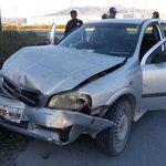 *ACCIDENTE* Percance el Lib. OFT y Carr Antigua a Arteaga atendió @CruzRojaSalt #Saltillo 19:00 Vía @Danielhrt http://t.co/EVbl2NW2TB
