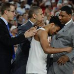 The N&Os Chuck Liddy, with the picture worth a 1,000 words on Duke senior Quinn Cook making the Final Four http://t.co/VAmNIPik4p