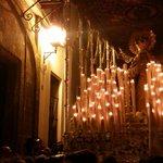 02:35 AMARGURA   Llega la Virgen de la Amargura al Convento de las Hermanitas de la Cruz   #LaPasión2015 http://t.co/34MLoze1cG
