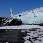 【New】エアカナダA320型機が着陸失敗、20人超負傷 送電線に接触か http://t.co/2XjLjX8Dkh http://t.co/uXR49DZmGl