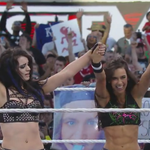 """@WWE: The #Frenemies beat The @BellaTwins at @WrestleMania!  #GiveDivasAChance!  @WWEAJLEE @RealPaigeWWE http://t.co/b5WOBBdPVL"" YES!!!!"