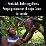 Como el cacao venezolano así son los besos de la mujer venezolana, inigualable!! #SueñaVzla #ArtistasPorVzla http://t.co/9B2nB7TQsT