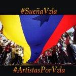 El valor de la fuerza de voluntad abre caminos #SueñaVzla #ArtistasPorVzla http://t.co/vk6lI5JLbV