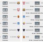 Resultados Fecha 10, próximos partidos y tabla de posiciones #SerieA #TorneoEC2015 #AreaDeportiva http://t.co/s2KP9xFFre