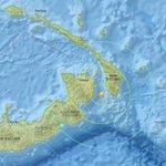 """""""@bbcmundo: Alerta de #tsunami en el Pacífico tras fuerte sismo en Papúa Nueva Guinea http://t.co/LyoeYgQtLg http://t.co/fygI26UWMj""""/ 😨"""