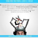 #HablandoHuevadasComoElMashi  Hablando huevadas como el Mashi. Un análisis de Roberto Aguilar: http://t.co/lCooLiAYCd http://t.co/ILEb7cu2SI