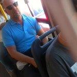En la Metrovia viajamos el pueblo y Bruce Willis. http://t.co/ATJnFWomlV