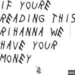 A brief message from @Drake to @rihanna! #BBHMM #iHeartAwards http://t.co/plp41zwCHP