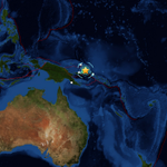 BREAKING: Damaging 3-10 ft. #tsunami possible in Papua New Guinea after M7.5 #earthquake struck nearby at 7:49pm EDT http://t.co/GPjz26F5cC