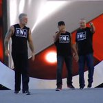 VIDEO: nWo and DX Run Out During Triple H VS Sting Wrestlemania 31 Match - http://t.co/qOkFFo9B2M http://t.co/k2Mq7oEpHI