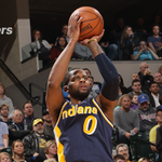#PacersWin! #PacersWin! Final: Pacers 104, Mavericks 99 C.J. Miles led all scorers with 28 points. http://t.co/YP37TZggrJ
