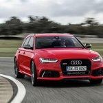 O Jornal do Carro foi até a Alemanha testar o Audi RS6; modelo pode chegar aos 305 km/h http://t.co/wCOlKlgWrB