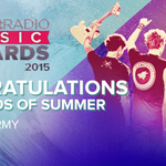 CONGRATS #5SOSFAM! YOU ARE THE #BestFanArmy IN 2015! #iHeartAwards @5SOS http://t.co/pvP2AC7iNn