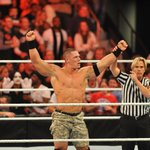 """You cant see me."" John Cena beats Rusev to become WWE United States Champion at Wrestlemania 31. http://t.co/UZVBBrQx1D"