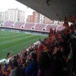 Ambient espectacular a inauguració #FCBEscolaINT http://t.co/X4A35MlpUJ