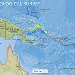 Small tsunami after Papua New Guinea earthquake http://t.co/Gp3TT1KWuS http://t.co/8IgwfBqyKE