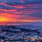 #Barcelona 30/03 #sunrise @btvmeteo @meteocat @ARAmeteo #324eltemps @AlfredRPico @AEMET_Esp @Monica_Usart #tumeteoBCN http://t.co/rKMmYZWxrm
